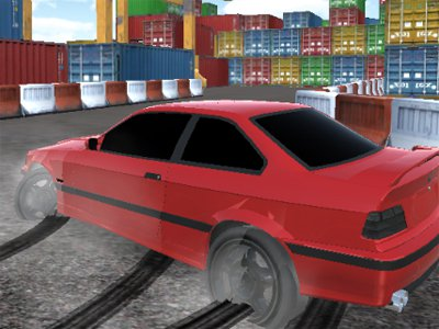 Drift Runner 3D: Port King
