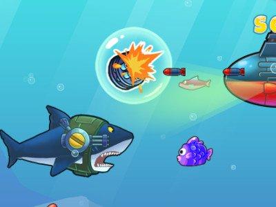 Gun Shark - Terror of Deep Water