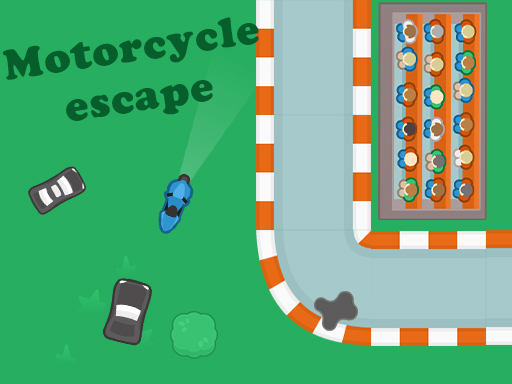 Motorcycle escape