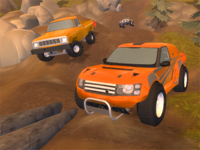 4x4 Off-Road Racing