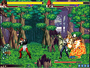 The King of Fighters vs DNF