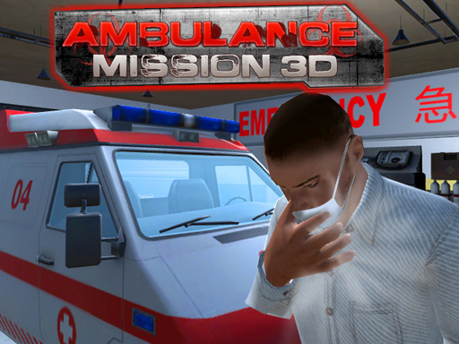 Ambulance Mission 3D