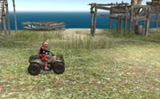 ATV Trials: Beach