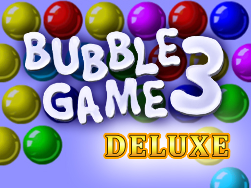 Bubble Game 3Deluxe