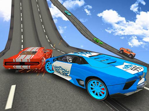 Car Impossible Stunt Driving Simulator