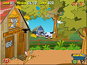 Tom and Jerry in Super Cheese Bounce