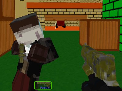 Combat Pixel SWAT & Zombies