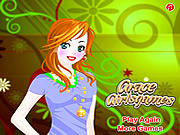 Fashion Girl Dressup
