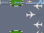 LAX Airbus Parking