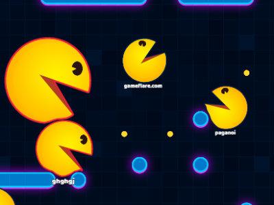 Pac-Man.io