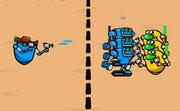 Perpetual Robot War