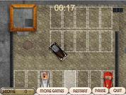 Rusty Car Parking