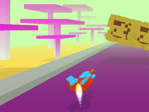Spaceship Race