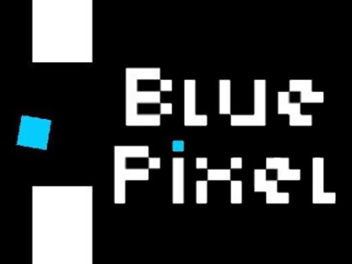 Blue Pixel