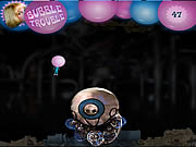 Bubble Trouble Game