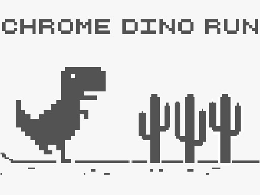 Chrome Dino Run