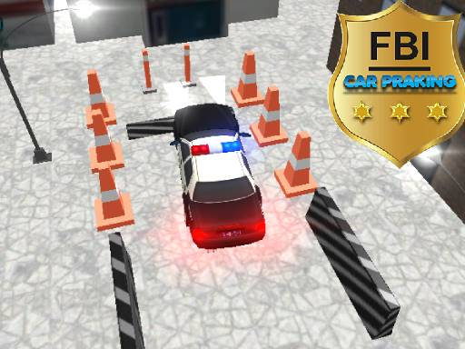 FBI Car Parking