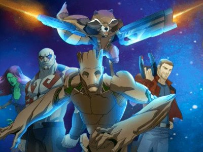 Guardians of the Galaxy: Galactic Run