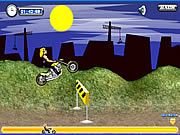 Moto Rallye Game