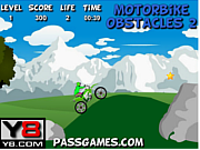 Motorbike Obstacle 2