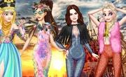 Princess BFFs Burning Man