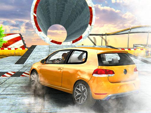 Stunt Car Impossible Track Challenge