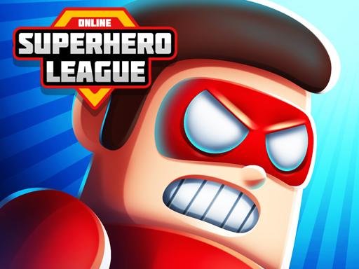 Super Hero League Online