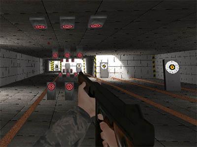 Weapons Simulator